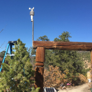 Acu-Rite weather station Sahalee Off Grid 2