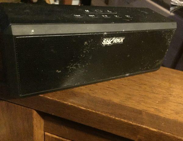 sharkk bluetooth 4.0 10w speaker sahalee off grid