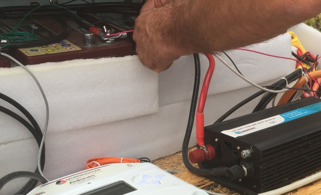 Trojan 24-AGM battery Sahalee Off Grid