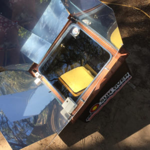 all american sun oven sahalee off grid